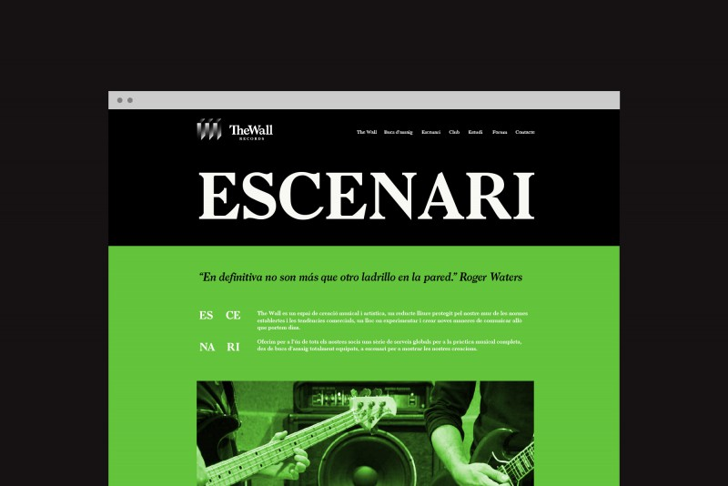 Collserola-TheWall-Web-Escenari